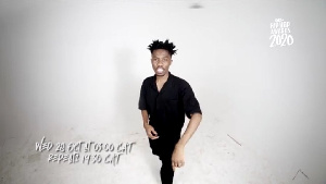 Twitter goes wild as Kwesi Arthur represents Ghana in the 2020 BET Hip Hop Awards Cypher