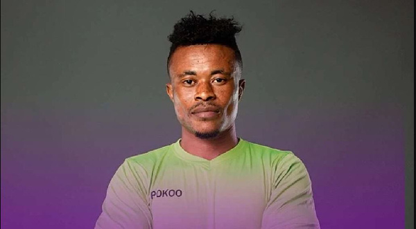 OFFICIAL: King Faisal complete the signing of Medeama\'s Frank Boateng