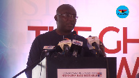 Dr Bawumia has said Ghana is almost through to being recognized as a cash-lite economy
