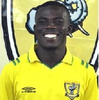 Ashanti Gold versatile midfielder, Augustine Sefa