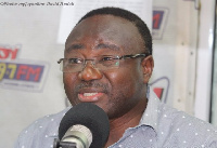 CEO of Public Procurement Authority, Adjenim Boateng Adjei is currently on suspension