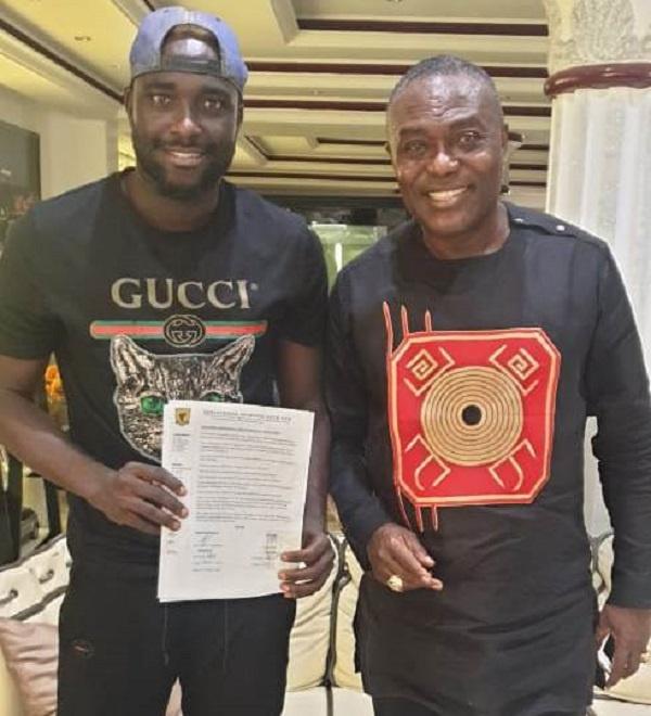 AshantiGold snap up former Ghana Premier League goal king Nana Poku