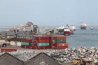 Ghana Ports and Harbours (Takoradi)