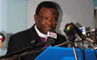 Rev. Prof. Emmanuel Asante - National Chairman for Peace Council