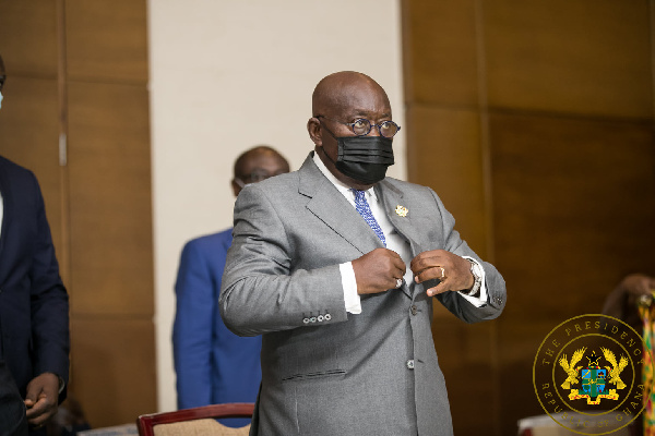 FULL TEXT: Akufo-Addo's speech at Presidential Peace Pact 2020