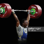 Amoah is the sole lifter from  Ghana and will compete in the 89kg category