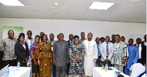 The workshop was organised by the Information Ministry