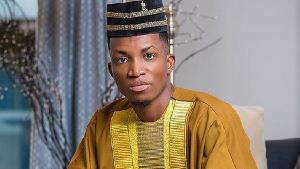Highlife/hiplife musician Kofi Kinaata