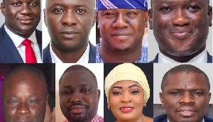 Northern Region Parliamentary Aspirants