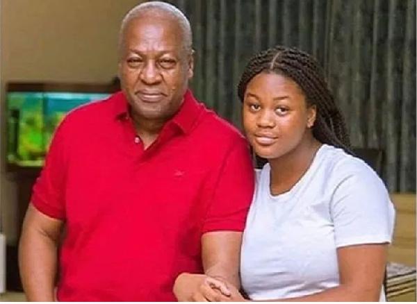 Stop flaunting your daughter on social media – Wontumi tells Mahama
