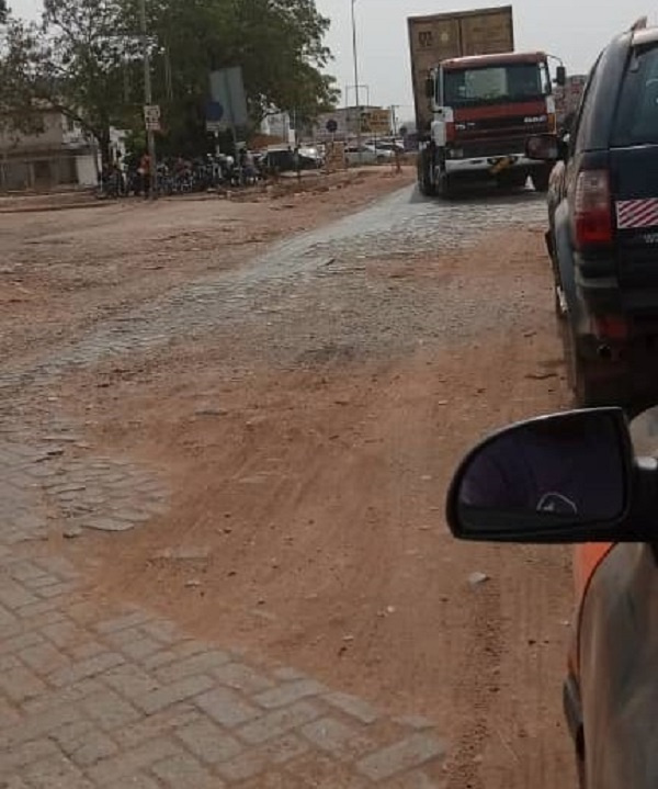 TOR roads in deplorable state