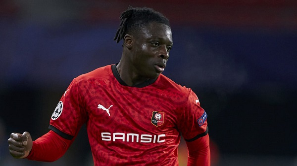 Jeremy Doku sets record in French Ligue 1 as he beats Neymar to best dribbling success in single match