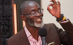 Gabby Asare Otchere-Darko is a leading member of the New Patriotic Party (NPP)