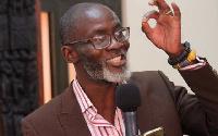 Gabby Asare Otchere-Darko, former Director of Danquah Institute