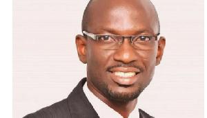 Emmanuel Wilson Jnr aspiring General Secretary of the People
