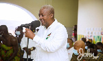 Ground fertile for a resounding victory for NDC - Mahama