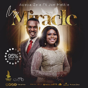 'My Miracle' drops on on Wednesday, 22nd September 2021