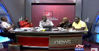 Newsfile airs from 9am to 12pm on Saturdays
