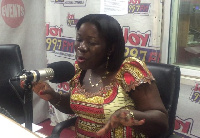 Hon. Elizabeth Ofosu Agyare, Minister of Tourism, Culture and Creative Arts
