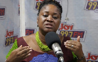 Susan Adu-Amankwah, Second Vice Chair of the Convention People's Party (CPP)
