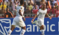 Goals from brothers Jordan Ayew and Dede Ayew gave the Black Stars a 2-1 win over DR Congo