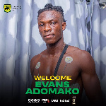 Asante Kotoko PRO Moses defends Evans Adomako's signing