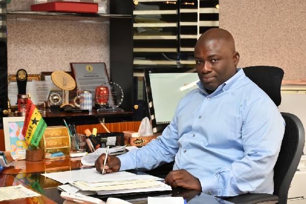 Asante K. Berko, MD, TOR