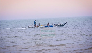 According to the fisherman, he has spent over GH¢17,000.00 on medical bills already