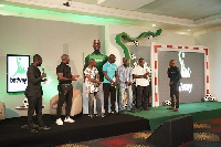 The coaches for the second edition of Betway Talent Search