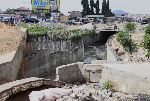 File Photo: Plans are underway to construct storm drains in the Asante-Mampong township