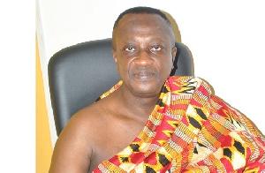 Baffour Owusu Amankwatia IV, Bantamahene
