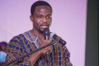 Investigative journalist, Manasseh Azure Awuni