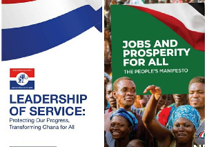 The NPP and NDC Manifestoes