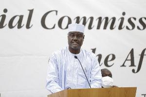 Moussa Faki Mahamat is AU Commission Chairperson