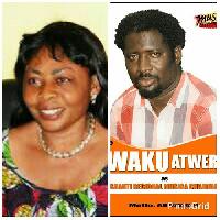 Augustina Addison and Kwaku Atwere