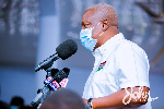 We praise Mahama because of the dev't he brought to us – Busunya chief