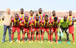 Hearts were fined  GHc10,000 by Disciplinary Committee of the GFA
