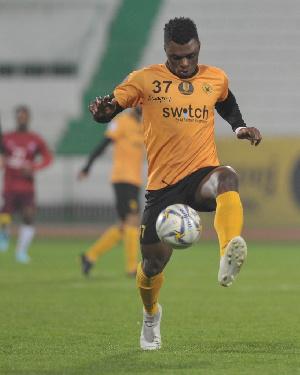 Ghana defender, Rashid Sumaila