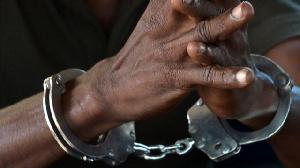 Arrest Hands