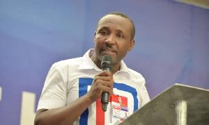 NPP General Secretary, John Boadu
