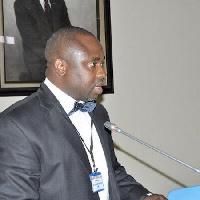 Executive Director of WANEP, Chukwuemeka Eze