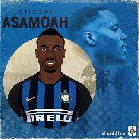 Kojo Asamoah has made a move from Juventus to Inter Milan