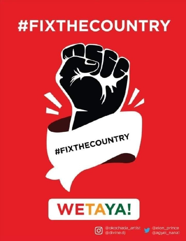 We are disappointed – #FixTheCountry campaigners on SC's June 8 injunction hearing date