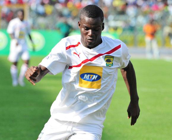 Striker Ahmed Toure