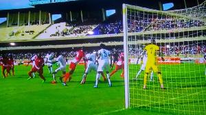 Kenya beat Ghana 1-0 this afternoon