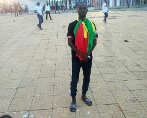 Awal was fined a sum of GH 2,400 by a Cape Coast Circuit 'B' court today