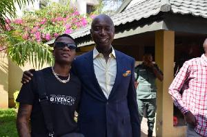 Ned Nwoko and Wizkid