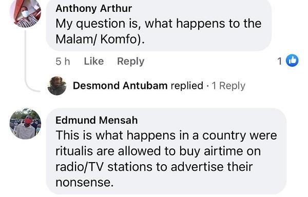 Kasoa murder: Ghanaians call for ban on 'mallams' advertising on TV and radio. 18