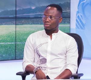 Former Ghana International, Emmanuel Agyemang Badu
