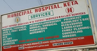 The Keta Municipal Hospital